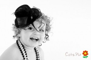 Mia Having a laugh!