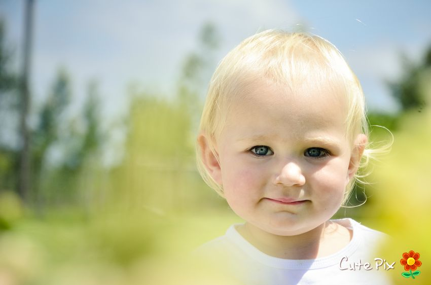 Outdoor kiddies shoots