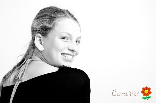 Chanté - teenager photography
