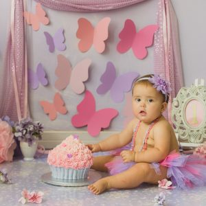 First Birthday Photo Sessions